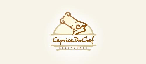 Caprice Du Chef logo