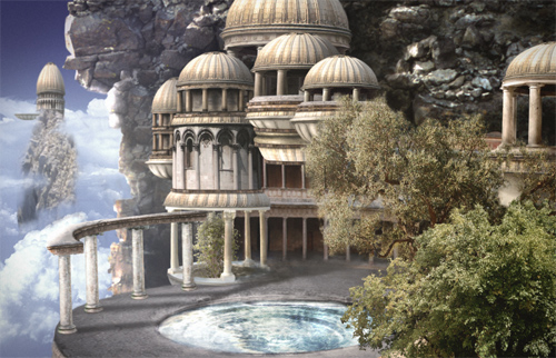 ff matte painting