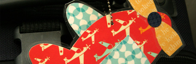 32 Unique and Creatively Designed Luggage Tags