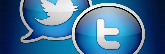 30 Sets of Free Twitter Icons to Download