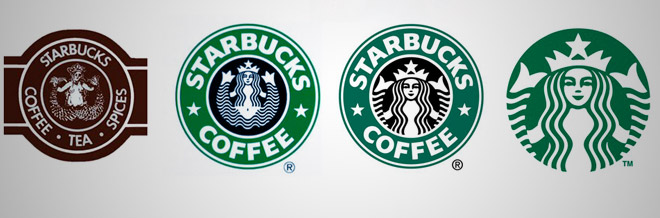 Great Stories Behind Popular Logo Evolutions