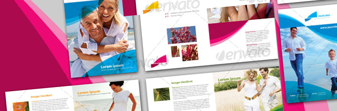 45 Revisable Premium Brochure Template Designs