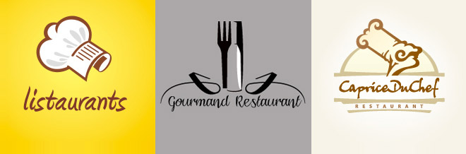 40 Attractive Designs of Restaurant Logo for your Inspiration ...