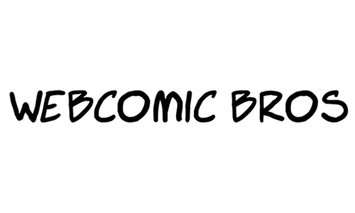 Webcomic Bros font