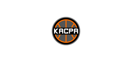 simple basketball logo