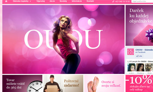 Perfectly Creative Pink Themed site