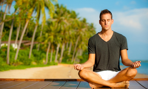Meditate each day