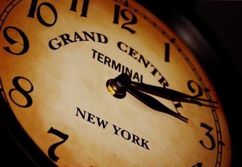 Enchantingly cool clock photo