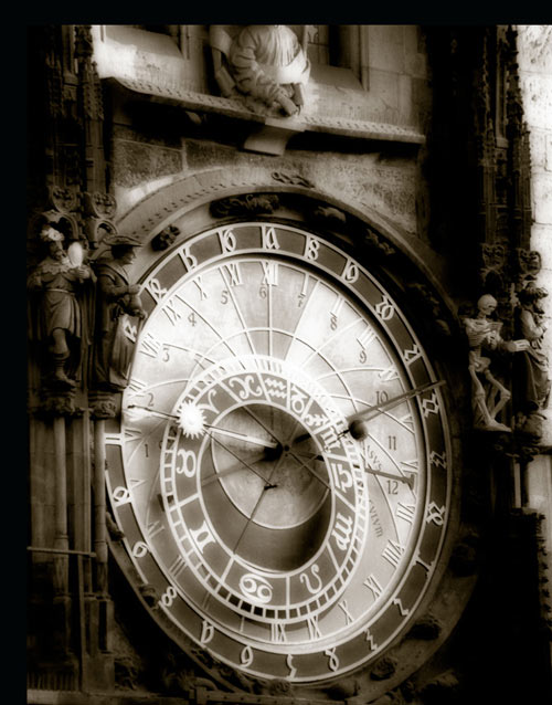 Awesome clock photo
