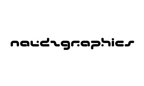 Hybrid Bold font
