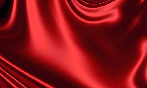 Eye-Catching Silk Fabric Texture