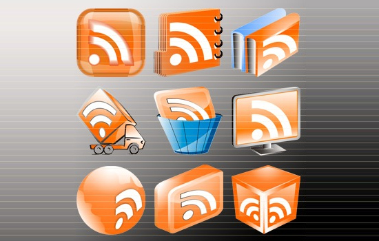 RSS Icon Set