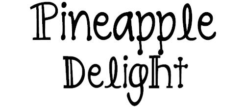 Yummy Funky Font