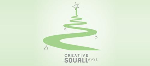 Creative Squallidays