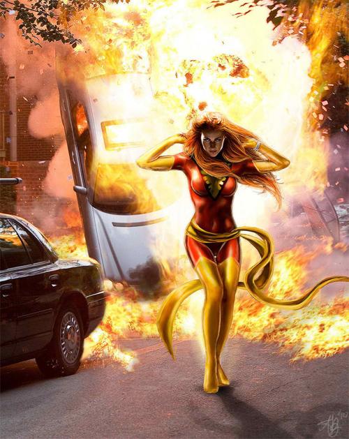 phoenix explosion