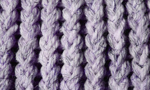 Very Enchanting Knitted Fabric Texture