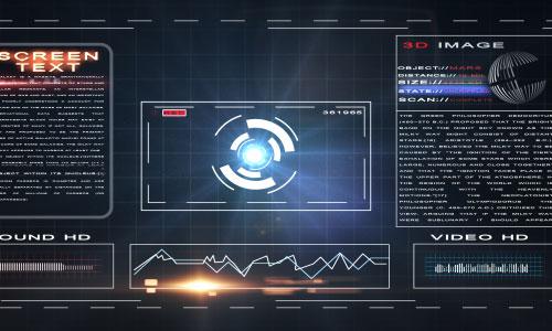 Multi hi - Tech Gadget Screen