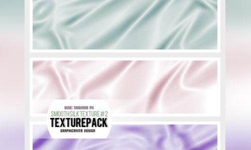 Darker Silk Fabric Texture