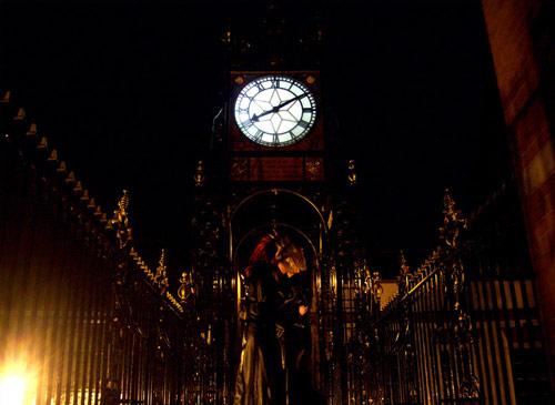 Inspiring clock photo
