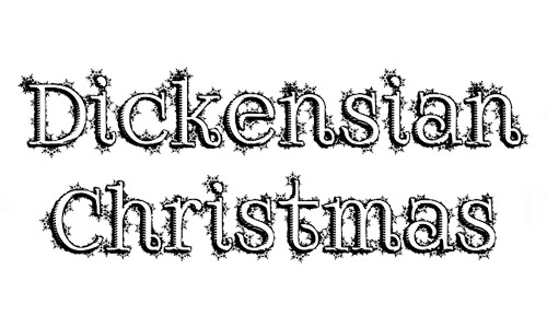 Dickensian Christmas font free