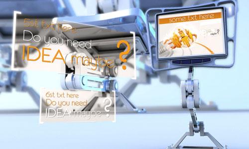 Mechanical Displays