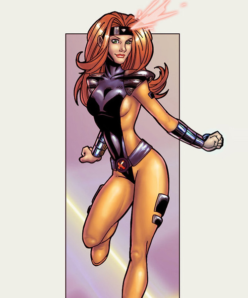 jean grey stands alone