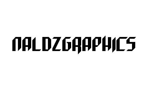 Trickax font
