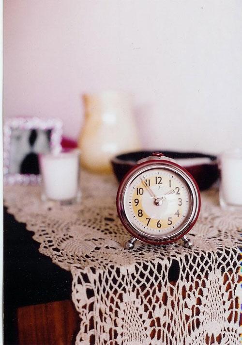 So fashionable clock photo