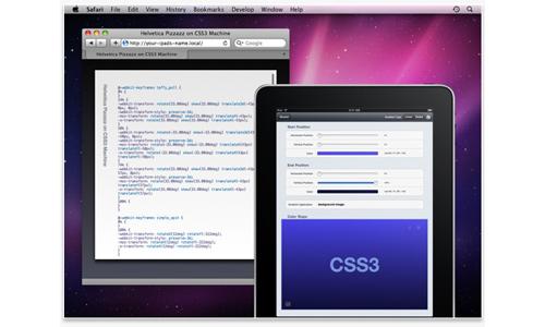 CSS3 Machine