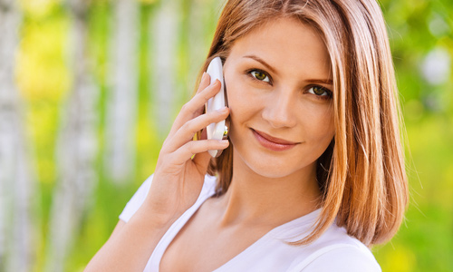 Use cellphone for calls
