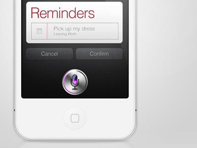 iPhone 4S with Siri