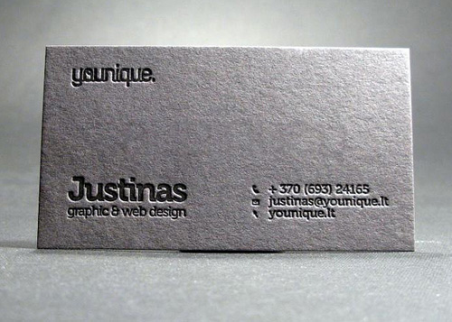 Business Card for: Younique