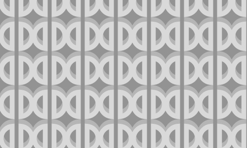 Geometric gray pattern