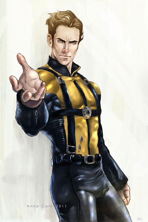 Xmen Magneto - First Class