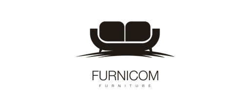 furnicom - Company Logo Design Ideas