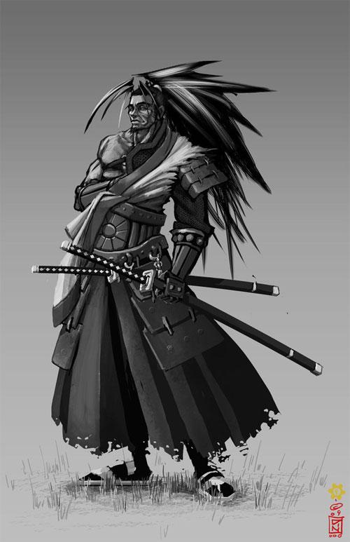 Samurai 030