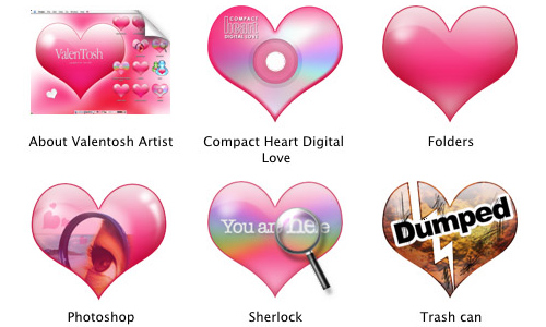 Valentosh OSX Icons
