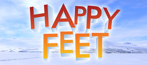 Create Happy Feet Font – Text Effect Illustrator Tutorial