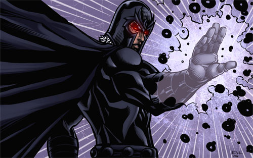 Erik Magnus Magneto Black