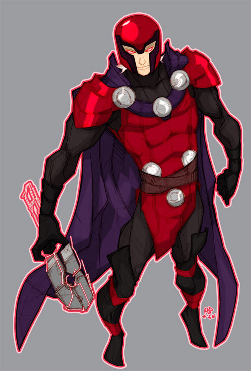 mighty magneto