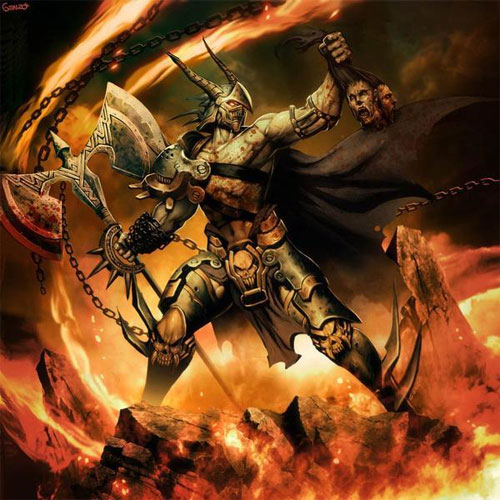 Hades The God Of The Underworld