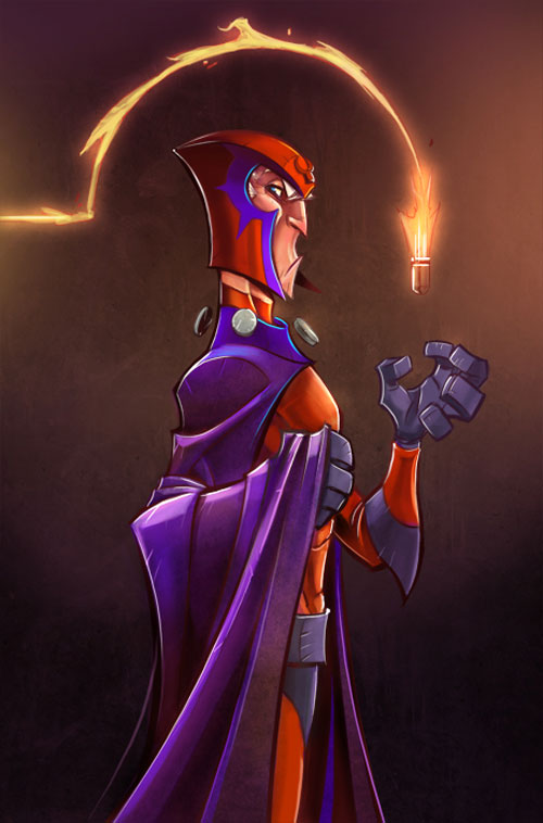 Magneto Colors