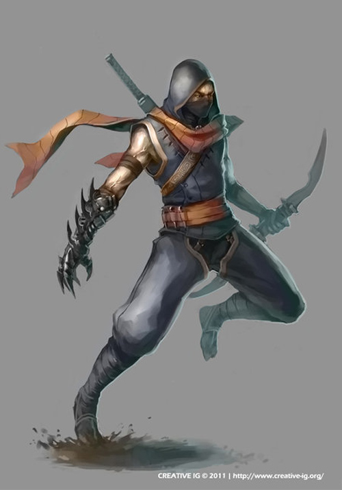 cc05 ninja