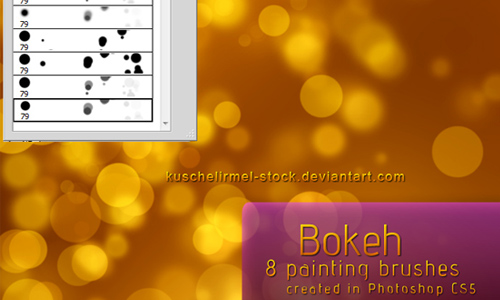 Bokeh Brushes