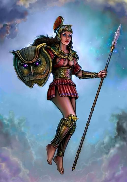 Lie. athena greek goddess of wisdom
