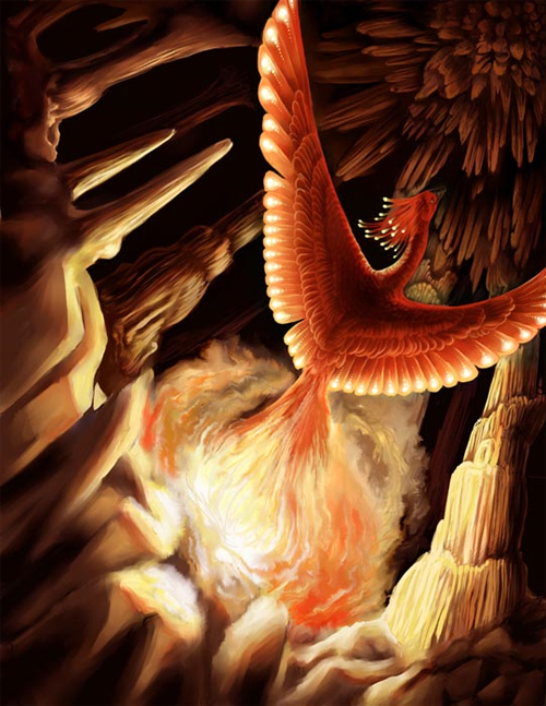 greater cavern phoenix