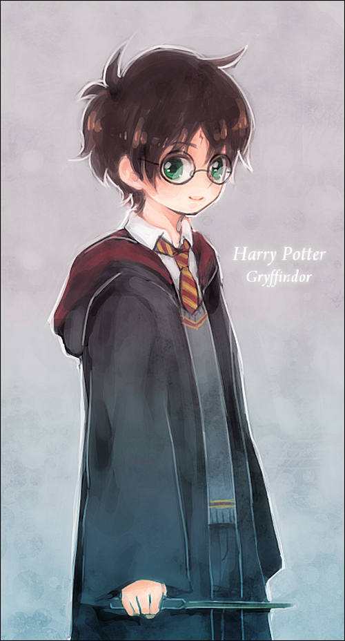 hp harry potter gryffindor