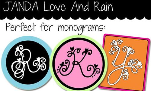 JANDA Love And Rain