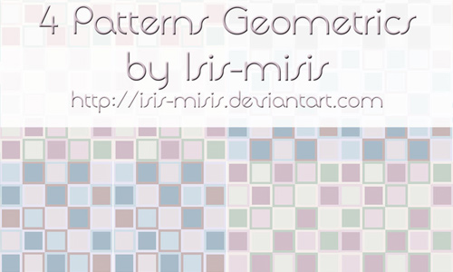 free pattern set