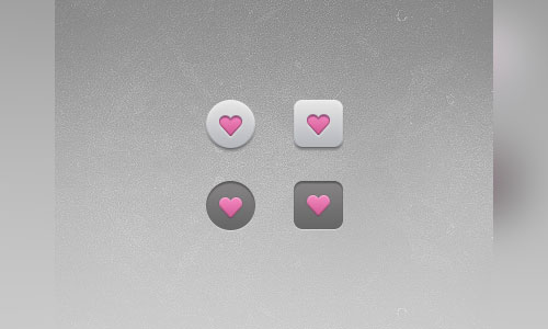 Love Heart Vectors - Icons